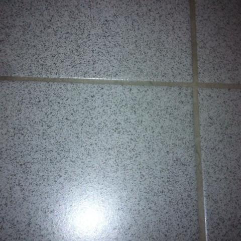 Küche Fußboden  - (Asbest, Schadstoffe)