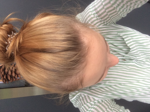 Rotkupfer movida Haarfarbe