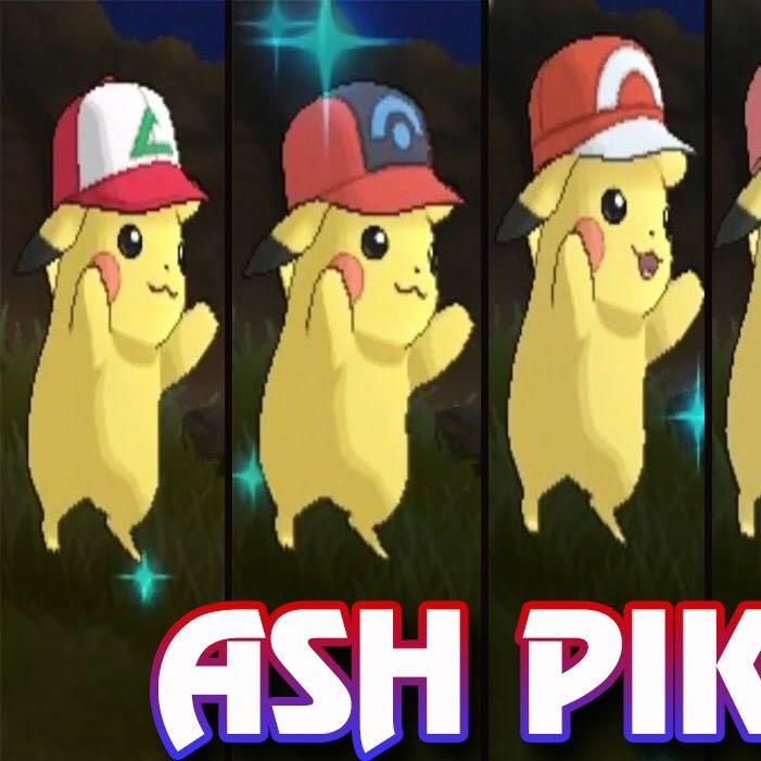 Pokemon Sonne Pikachu