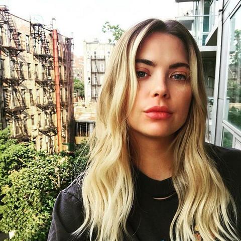 Ashley's Haarfarbe   - (Haare, Beauty, blond)