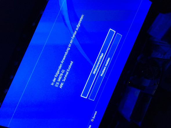 das steht da  - (Computer, PS4, Playstation)