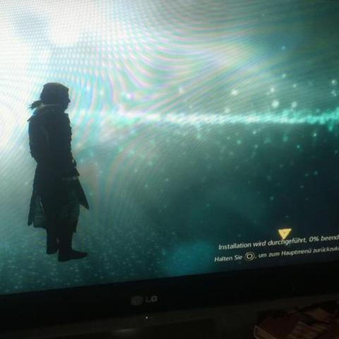 Bild von Ladebildschirm - (Internet, Playstation, Netzwerk)