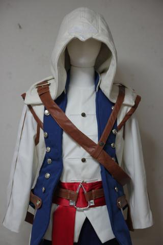 ac - (Kostüm, assassins-creed-3, connor)