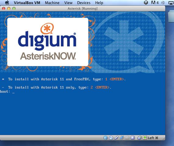 Am Anfang (kommt dann auch wieder am wenn ich auf reboot geklickt habe!) - (Mac, Telefon, Linux)