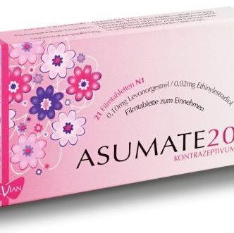 Asumate 20? Anti Baby Pille? (Gesundheit, Sex