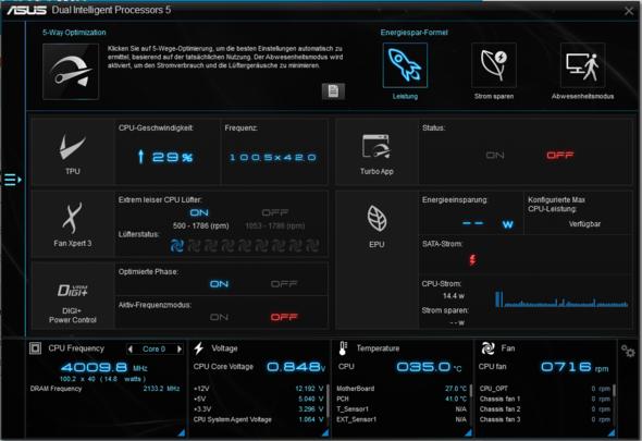 AI Suite - (cpu, Asus, AI Suite)