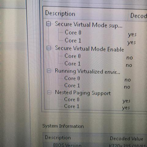 CPU Information Programme  - (Windows, Programm, Bios)