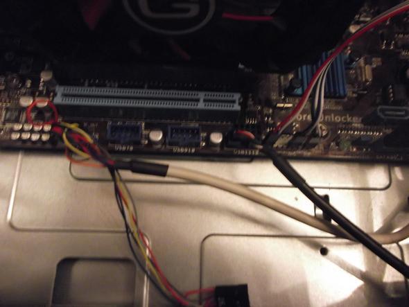 pins - (Computer, PC, Mainboard)