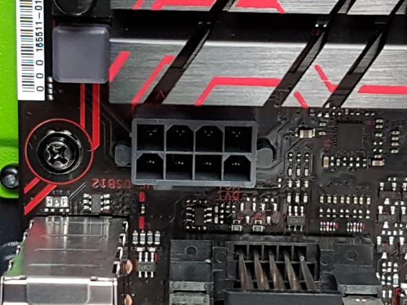 ASUS Prime B350-Plus zusammen mit PURE Power 10 (PSU) kompatibel?