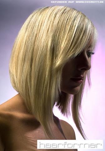Frisur vorne lang hinten kurz frau