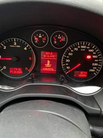 Audi A3 - Kühlmittelanzeige?