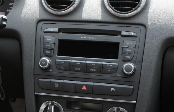 Audi A3 (8P) Android Radio einbauen?