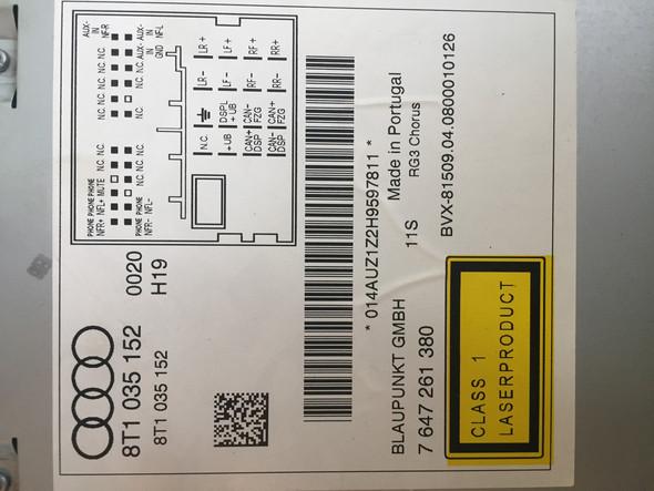 Audi A4 Avant BJ 2008 USB/AUX nachrüsten?
