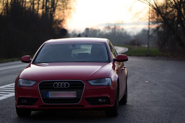 Front vor 4-5 Monaten - (Auto, Versicherung, Audi)
