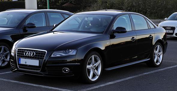 Audi A4 - (Technik, Mercedes-Benz, Audi)