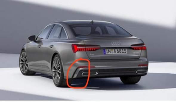 Audi A6 Limo Konfiguration Detail?