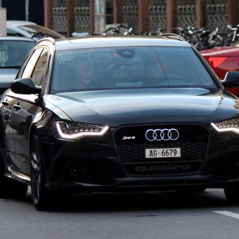 Audi RS6 - (Auto, Audi, Sportwagen)