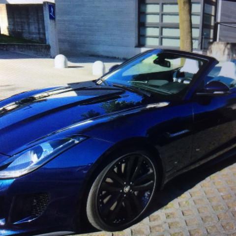 Jaguar F-Type - (Sport, Auto, Audi)