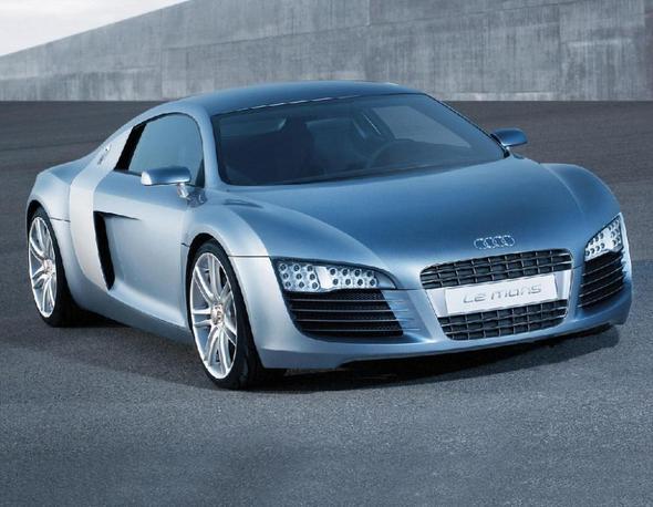 audi le mans quattro - (Auto, Audi)
