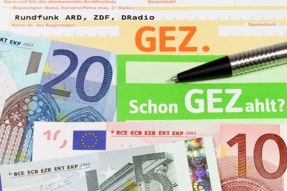 GEZ - (GEZ, Rundfunkbeitrag, GEZ Gebühren)
