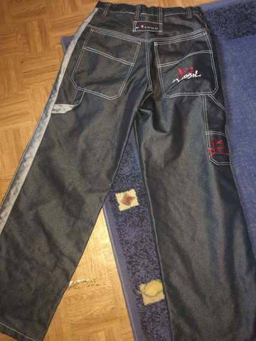 download jeans - (Schulbus, strafsitz)