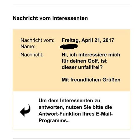 Die E-Mail  - (Auto, E-Mail, mobil)