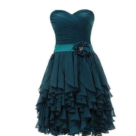 Kleid 4 - (Schule, Internet, Mode)
