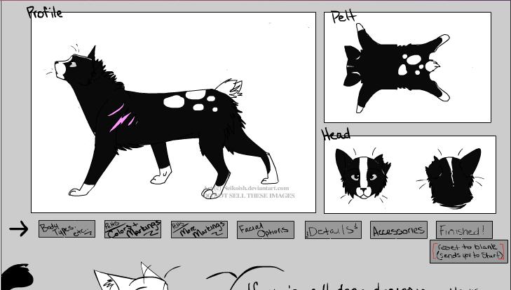 Katzen Erstellen