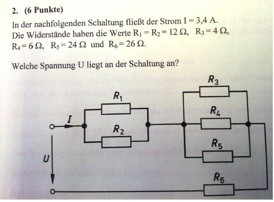 Nett Physik Schaltung Bilder - Elektrische Schaltplan-Ideen ...