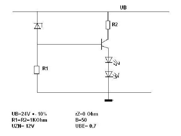 aufgabe konstantstromquelle mit dioden schaltung transistor diode. Black Bedroom Furniture Sets. Home Design Ideas