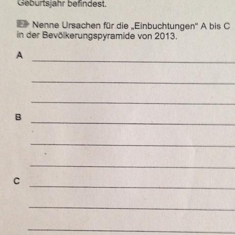 und das die Aufgabe  - (Schule, Geschichte, Deutschland)