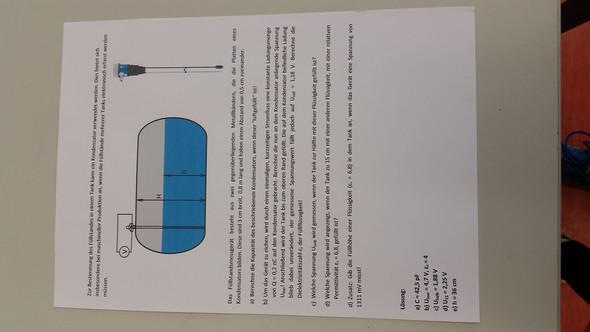 1. Bild - (Physik, Kondensator)