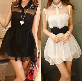 Kleid 2 - (Kleidung, Online-Shop, Kleid)