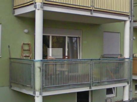 Aufhängung für den Balkon ohne Bohren?