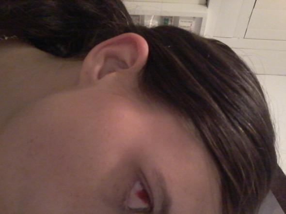 1. Tag - (Augen, Blut)