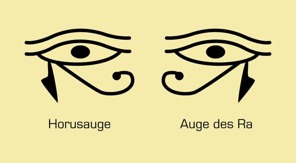 Augen - (Geschichte, Ägypten, Horus)
