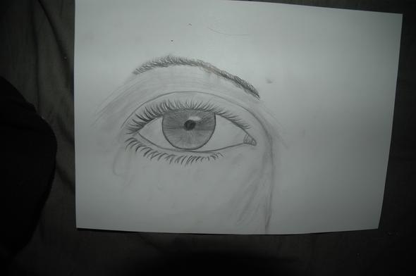 Auge Zeichnen Augen