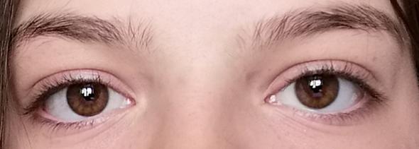 Augenabstand zu groß? mit Bild?