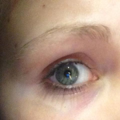Linkes Auge - (Kosmetik, schminken, Augenbrauen)