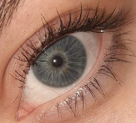 Eye color and impression?