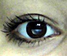 Mein Auge <3 - (Beauty, Frauen, Augen)