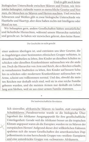 """Aus Hararis """"Eine kurze Geschichte der Menschheit""""?"""