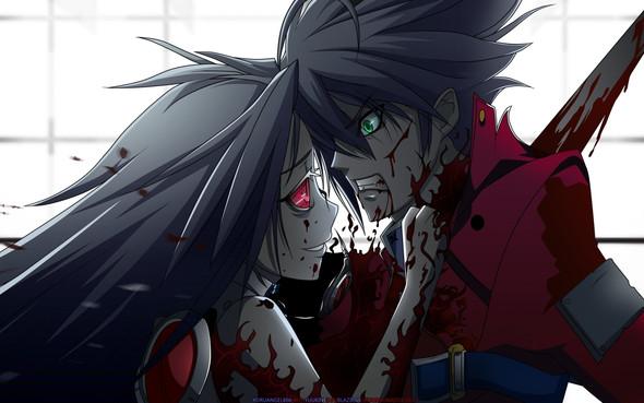 beim bild steht: Anime_Blood_Murder_Boy_Girl - (Anime, Bilder)