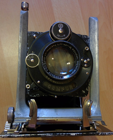Bild 1 - (Kamera, Antik, Fotoapparat)