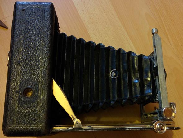 Bild 2 - (Kamera, Antik, Fotoapparat)