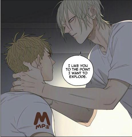 Aus welchem Manga? - (Manga, Yaoi)