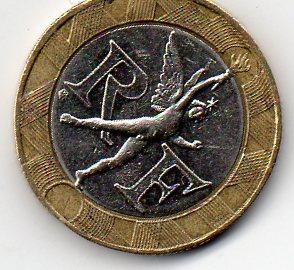 Münze(Seite2) - (Finanzen, Münzen)