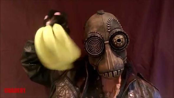 Das ist die Maske die im video zu sehen ist ^^ - (basteln, steampunk)