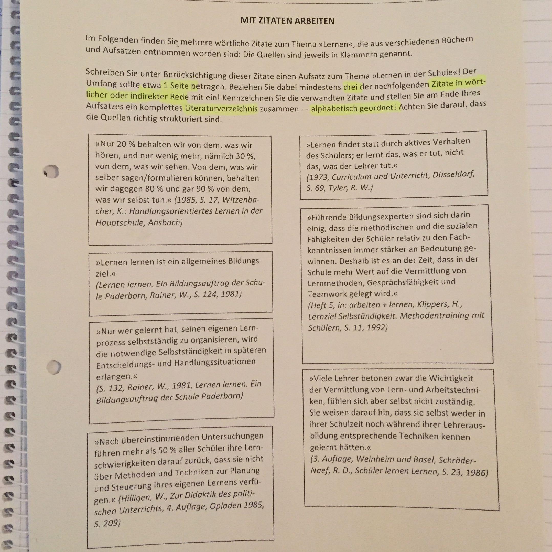 Revisions bac sciences essay