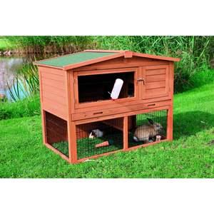 auslauf f r trixie kaninchenstall kaninchen stall. Black Bedroom Furniture Sets. Home Design Ideas